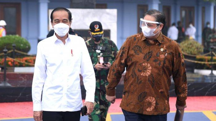 Presiden Jokowi bertolak ke Jateng dan Yogyakarta hari ini.