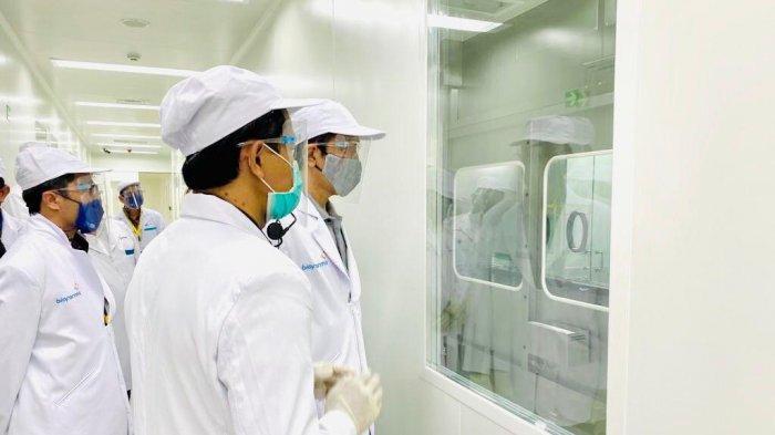 Dapat Lampu Hijau dari BPOM, Biofarma Akan Produksi 100 Juta Vaksin Covid-19