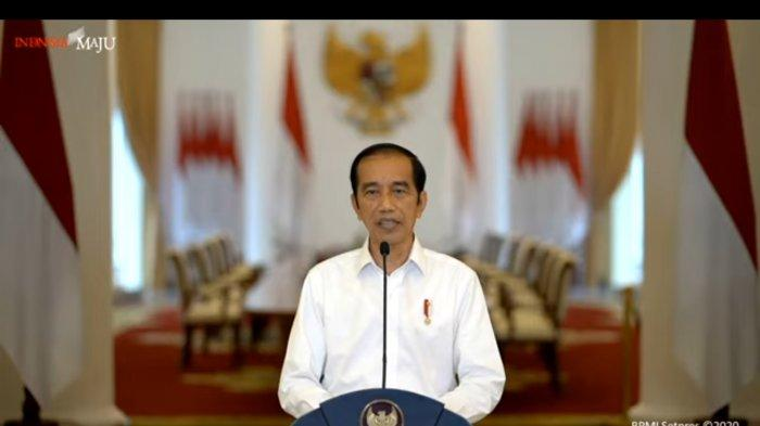 Jokowi Ingatkan Komunikasi yang Baik Terkait Vaksin Covid-19, Jangan Kejadian Seperti UU Cipta Kerja