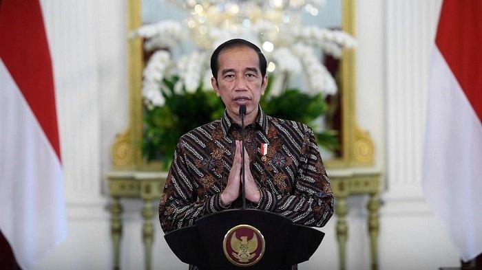 Presiden Jokowi: Keterbukaan Informasi Percepat Penanganan Pandemi