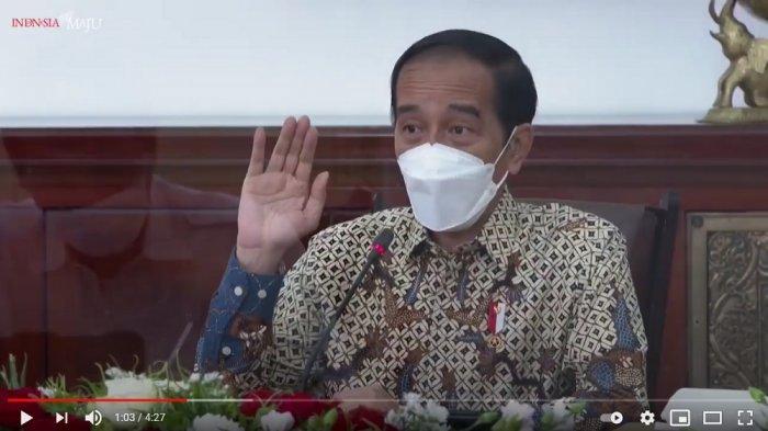 Presiden Jokowi Paparkan Peran SWF/INA yang Dibentuk Berdasarkan UU Cipta Kerja