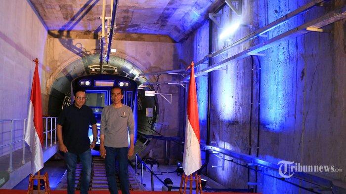 Ini Waktu Operasional Resmi MRT Jakarta Mulai 25 Maret