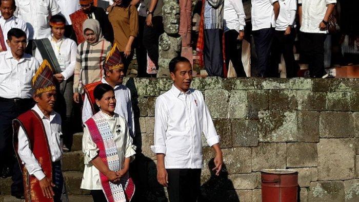 Bukan Untuk Minta Hadiah, Siswi SMP Ini Nekat Tembus Penjagaan Paspampres Demi Beri Gitar ke Jokowi