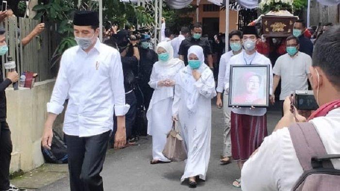 Singapura Turut Berduka atas Kepergian Ibunda Presiden Jokowi