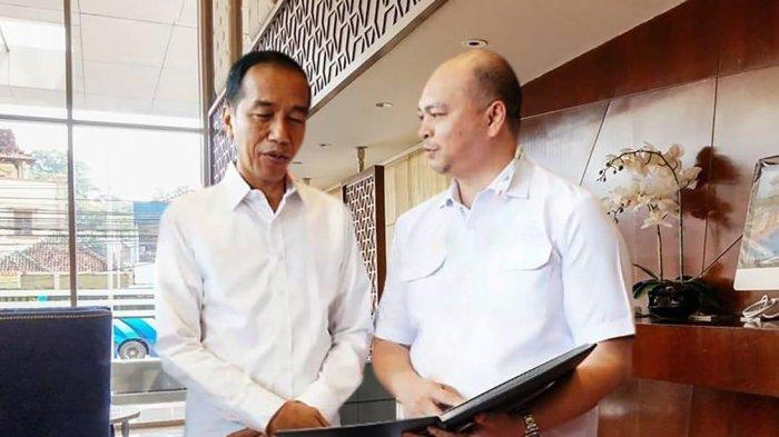 Soal Wacana Jokowi 3 Periode, Umbas Ingatkan Semua Pihak Hormati Konstitusi