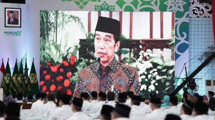 Jokowi: Indonesia Patut Bersyukur dengan Warisan Bhinneka Tunggal Ika