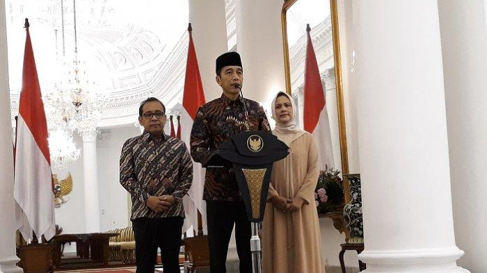 Presiden Jokowi Bakal Salat Id di Masjid Kampung