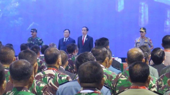 Jokowi Ingatkan Prabowo: Hati-hati, Anggaran Kemenhan Capai Rp 127 Triliun