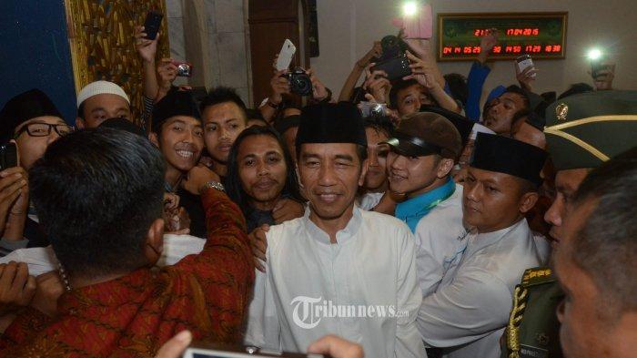 Pengamat: Jokowi Tersandera Kekuatan Politik