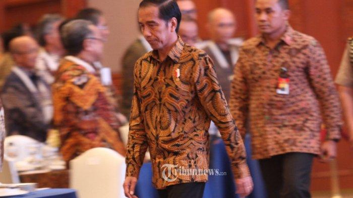 Presiden Jokowi Dijadwalkan Hadiri Kompas100 CEO Forum 2018