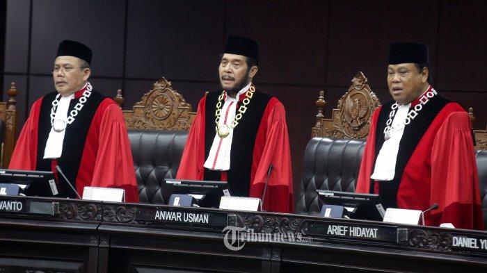 MK Kabulkan Penarikan Kembali Permohonan Uji Perppu Penanganan Covid-19
