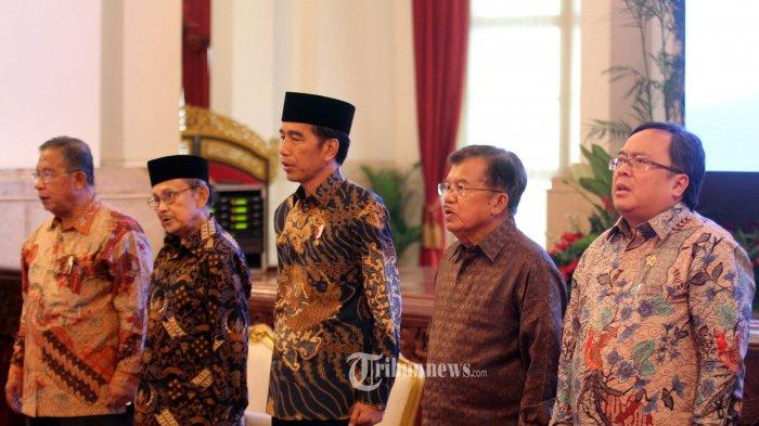 Hasil Survei Kompas: Kepuasan Terhadap Pemerintahan Jokowi-JK Meningkat