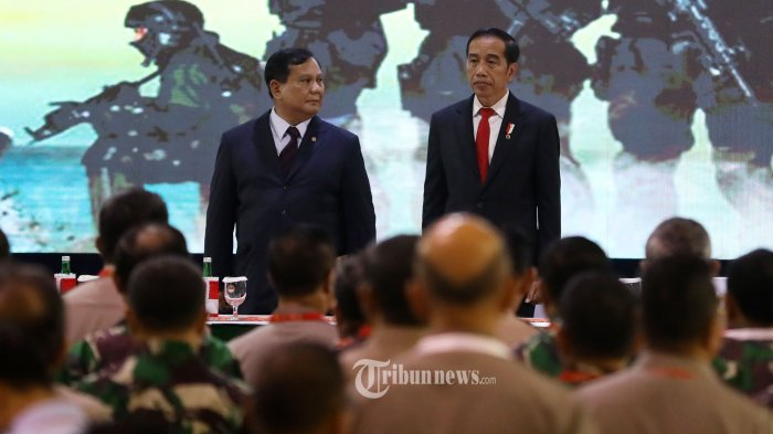 Jokowi Ingatkan Prabowo Agar Tak Ada Manipulasi Anggaran Kemenhan Sebesar Rp 127 Triliyun