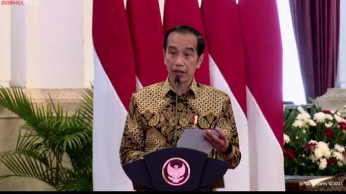 Jokowi: Insan Pers Juga Menghadapi Masa Sulit
