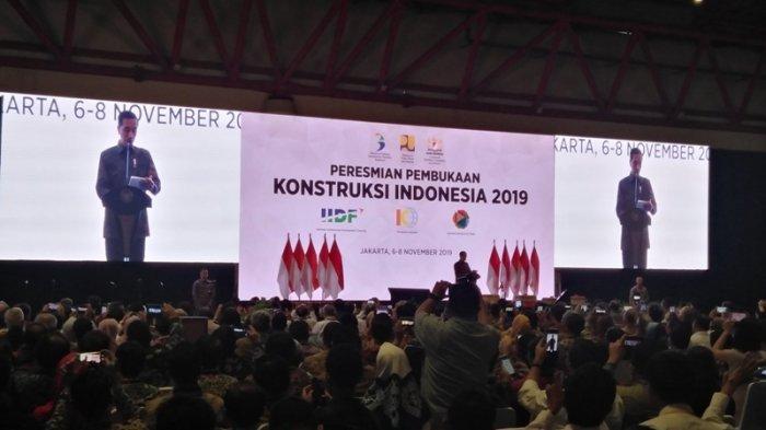 Saat Jokowi Larang Tamu Undangan Tepuk Tangan Soal Capaian China dan Jalan Papua