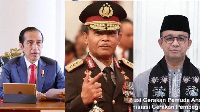 Pasca-Nikahan Putri Habib Rizieq: Jokowi Tegur Kepala Daerah, Kapolda Dicopot, Polisi Panggil Anies