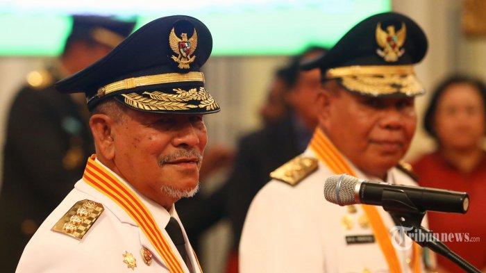 Gubernur Minta Bupati Beri Kemudahan  dan Peluang Investor Masuk ke Maluku Utara