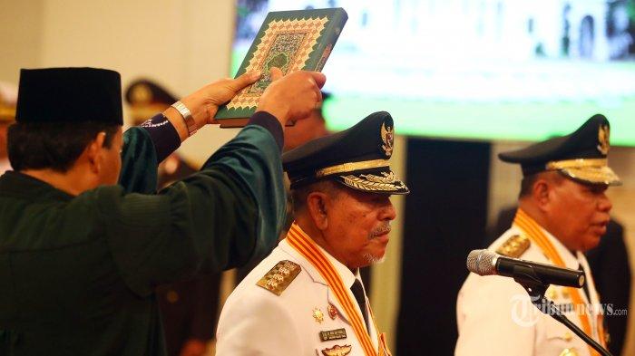 Jokowi Berikan Pesan Khusus Kepada Gubernur Maluku Utara Usai Pelantikan di Istana