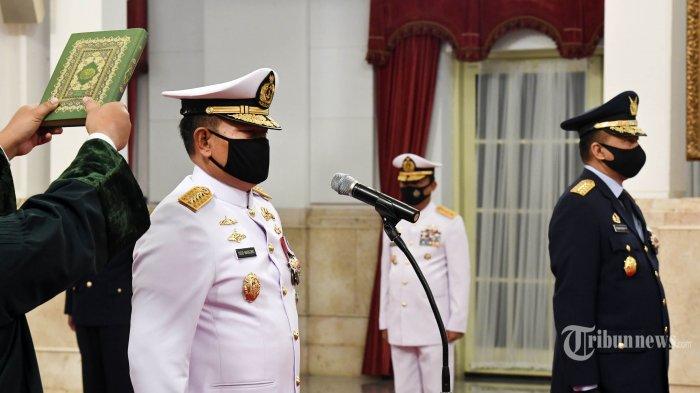 Laksamana Yudo Margono Bicara Soal Tugas Kogabwilhan I: ZEE di Laut Natuna dan Penanganan Covid-19