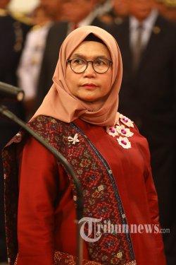 Sedih Tidak Bisa Mudik ke Medan, Wakil Ketua KPK Lili Siregar Lebaran di Rumah Saja