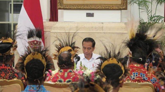 Janji Jokowi Untuk Masyarakat Papua, Akan Bangun Istrana Kepresidenan Hingga Pekerjaan di BUMN