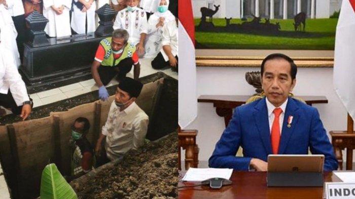 Jokowi Langsung KTT Luar Biasa G20 Setelah Makamkan Ibunda, Yunarto Wijaya: God Bless U Mr President