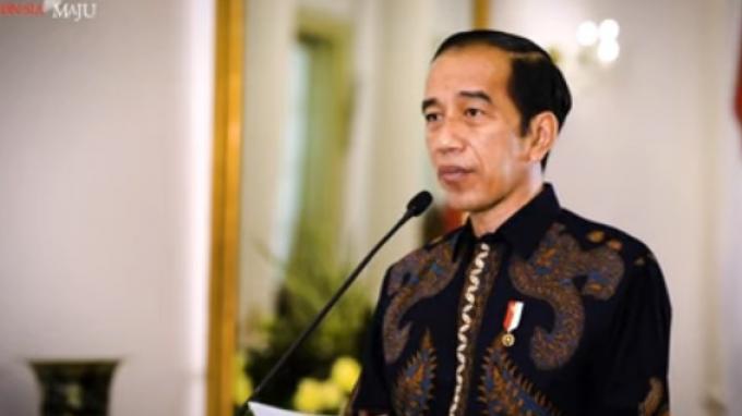 Jokowi: Tidak Jarang Media Sosial Bawa Ujaran Kebencian yang Timbulkan Perpecahan