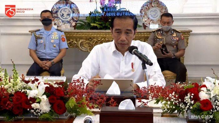 Urutan 56 Transformasi Digital, Jokowi: Segera Lakukan Percepatan dan Peningkatan Infrastruktur