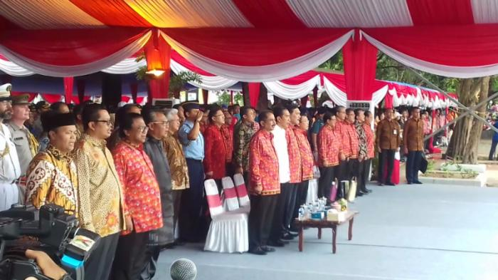 Jokowi: Sail Karimata Jangan Hanya Seremoni Belaka