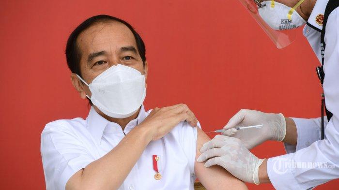 Ketua Kadin: Vaksinasi Covid-19 Momentum Positif bagi Sektor Kesehatan dan Perekonomian