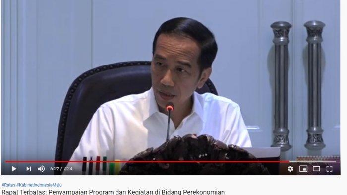 Jokowi Akan Tingkatkan Ekspor dan Investasi untuk Hadapi Situasi Ekonomi yang Sulit
