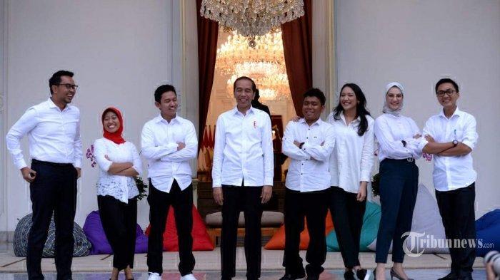 Berpotensi Coreng Citra Presiden Jokowi, Ombudsman Sentil Stafsus Milenial