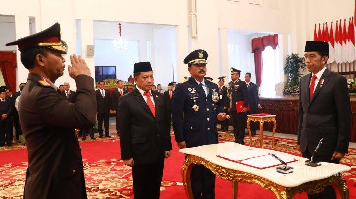 Jokowi Panggil Kapolri Idham Azis ke Istana, Selama 20 Menit Tagih Perkembangan Kasus Novel Baswedan