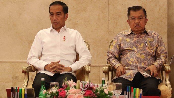 Di Akhir Masa Jabatan, Tingkat Kepuasan Publik ke Jokowi Tergerus, Terkait Politik dan Keamanan