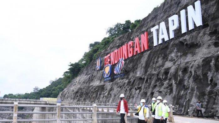 Gubernur Kalsel Curhat Masalah Infrastruktur kepada Presiden Jokowi