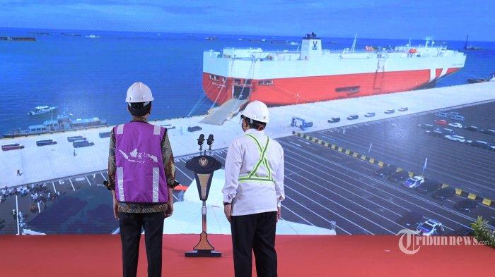 Kemenhub Targetkan Pelabuhan Patimban Beroperasi Penuh Pertengahan 2021