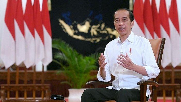 Jokowi Ingatkan Menteri dan Kepala Daerah Kawal Bansos dan Tidak Ada Potongan