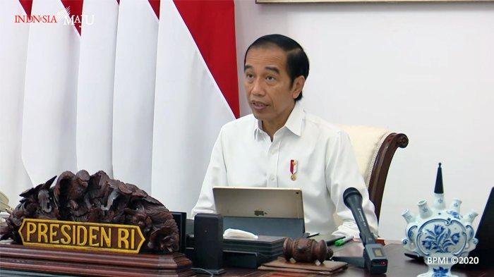 Jokowi Minta Laporan PSSI Terkait Kesiapan Timnas Hadapi Piala Dunia U-20
