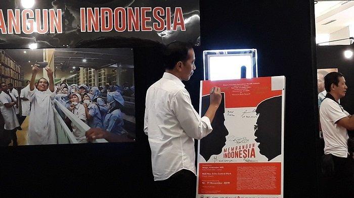 Jokowi Minta Penegak Hukum Tidak Cari-cari Kesalahan Pejabat