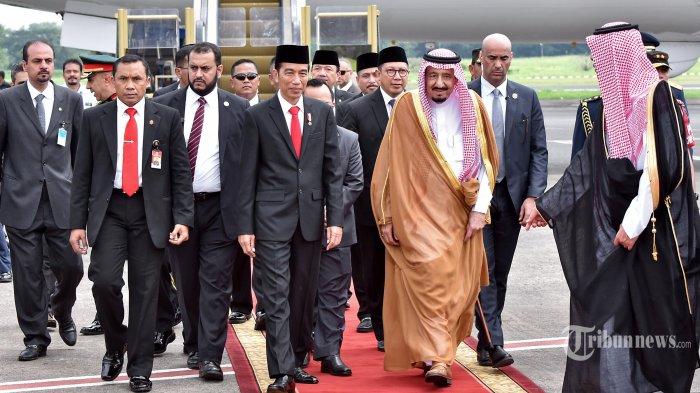 Raja Arab Gelar Pertemuan Internal di Hotel Raffles