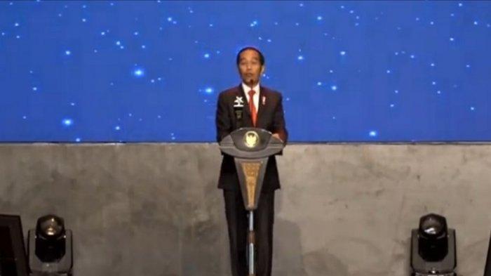 Cerita Jokowi Diingatkan Dua Pimpinan Lembaga Internasional Untuk Hati-hati Urus Pertambangan