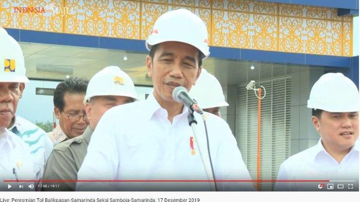 Soal Wacana Edhy Prabowo Ekspor Benih Lobster, Jokowi: Jangan Awur-awuran Semua Diekspor