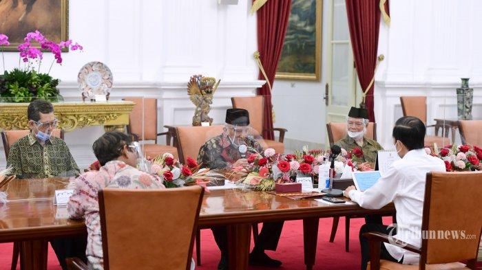 Agung Mozin Bantah Amien Rais Melunak Usai Bertemu Presiden Jokowi