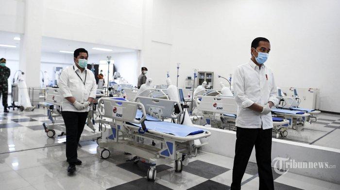 Lowongan Kerja Eka Hospital Tenaga Medis untuk Penanganan Covid-19, Ini Daftar Lengkap RS Rujukan