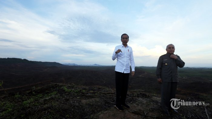 Polemik Ekspor Lobster, Jokowi: Jangan Hanya Lihat Nilai Ekonomi, Lingkungan Juga harus Dipelihara
