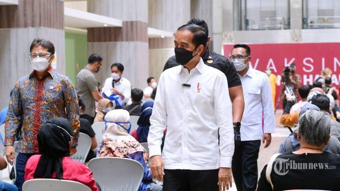 Hari Ini Jokowi Ulang Tahun Ke-60, Tak Ada Perayaan, Presiden Menjalankan Tugas Seperti Biasa