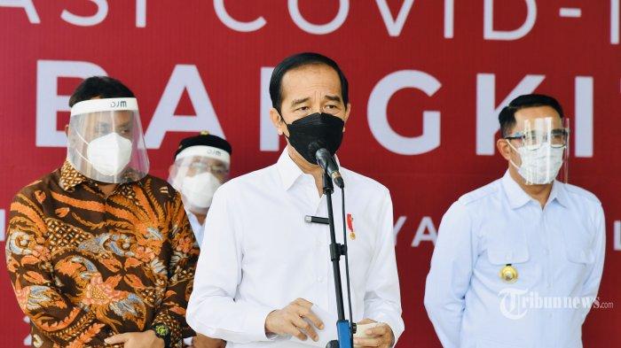 Kasus Covid Melonjak Lebih dari 300 Persen, Ahli Sebut Bak Kebakaran, Minta Jokowi Turun Tangan