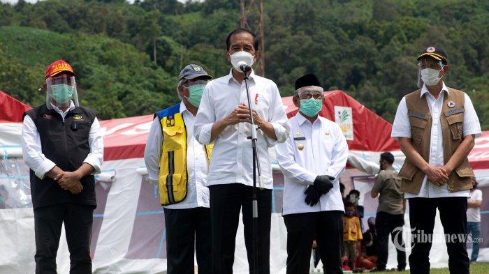 Jokowi Sebut Indonesia Berhasil Kendalikan Krisis Ekonomi dan Kesehatan Akibat Pandemi Covid-19