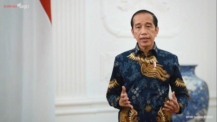 Ini Pesan Presiden Jokowi Kepada Seluruh Anggota Pramuka