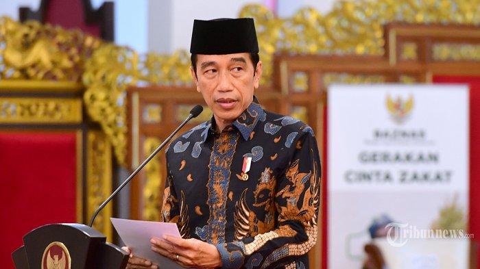 Jokowi ke Keluarga Awak KRI Nanggala 402: Pemerintah Upayakan yang Terbaik